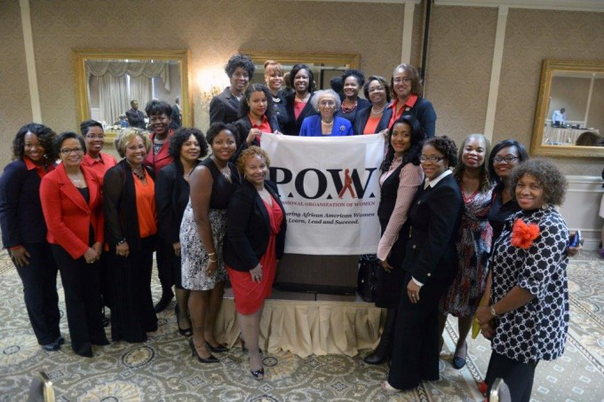 2014 pow ladies scholarship event
